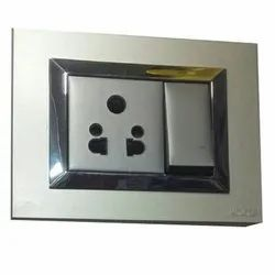 GM Modular Switch Socket, Current Rating: 10 Amps
