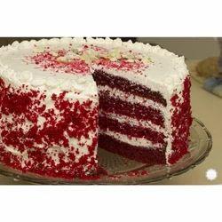 Red Velvet Cream Cake in Gurgaon Haryana India IndiaMART