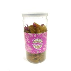 Ottimo Hub Rose Petals Raisins, Packaging Type: Pet Bottle, Packaging Size: 125 Grams