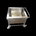 Movable SS Singe Sink Unit