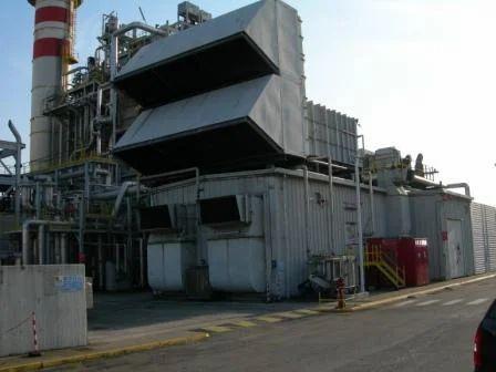 Industrial Power Plants & Equipments - GE 10/1 gas turbines