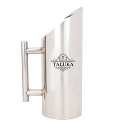 Taluka Stainless Steel Straight Jug, for Home