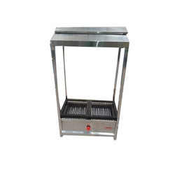 Barbecue Gas Operated with Hood
