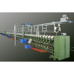 High Speed Cone Winding Machine
