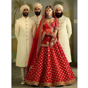 Wedding Designer Banarasi Silk Lehenga