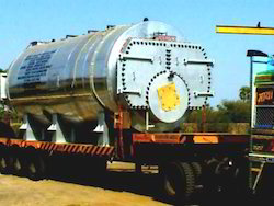 2 TPH Gas Fired Steam Boiler