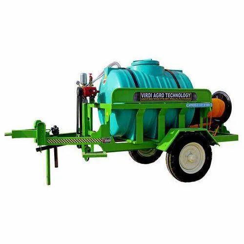 Virdi Tractor Mounted 1000 L Spraying Machine, Rs 120000 /piece Virdi Agro  Technology   ID: 10408775930