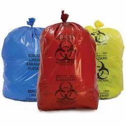 Biomedical Waste Disposing Bags