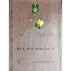Greenply Green Club Plywood Board, For Furniture, Thickness: 6 To 18 Mm