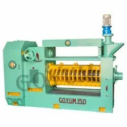 Soyabean Oil Extruder Machine