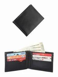 Plain Men Leather Wallet