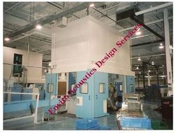 Acoustic Enclosures For Punch Press Machines