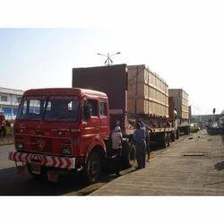 Break Bulk Cargo Service