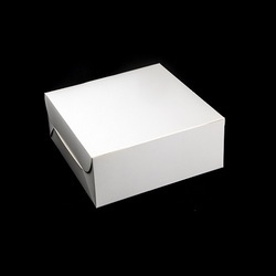 19SP 3 Kg Cake Box, Special White Eco Without Window