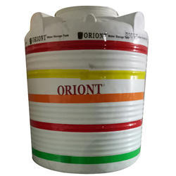 Oriont Triple Layer Water Storage Tank