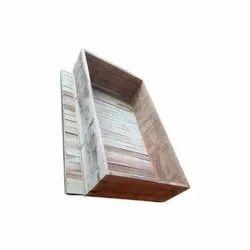 Laminate Wooden Pallet Box