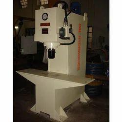 Vertical Hydraulic C Frame Press