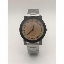 In Stylus Round Mens Fashion Wrist Watch
