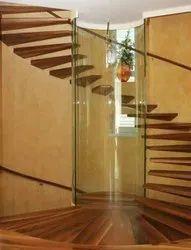 Designer Round Stair