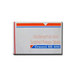 Ursocol 600 Tablet