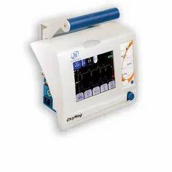 Nidek Oxymag ICU ventilator