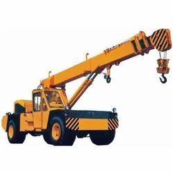 Mobile Telescopic Crane Rental Service