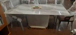 Marble Dinning Table