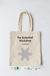 Gots Organic Cotton Canvas Beach Bag