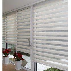 PVC Window Zebra Blind