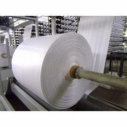 White PP Woven Fabrics