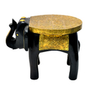 Brass Elephant Stool