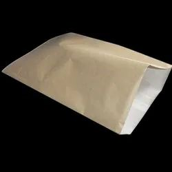 Paper, Hdpe Brown, White HDPE Laminated Paper Bags, Storage Capacity: 25 Kg, 50 Kg