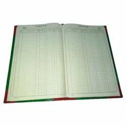 Ledger Register & Cash Book