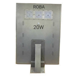 20 W Integrated Solar LED Street Light