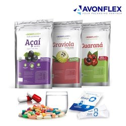Plastic Laminated Medicine Packaging Pouch
