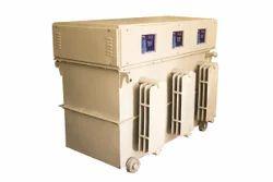 Variac Type Servo Voltage Stabilizer
