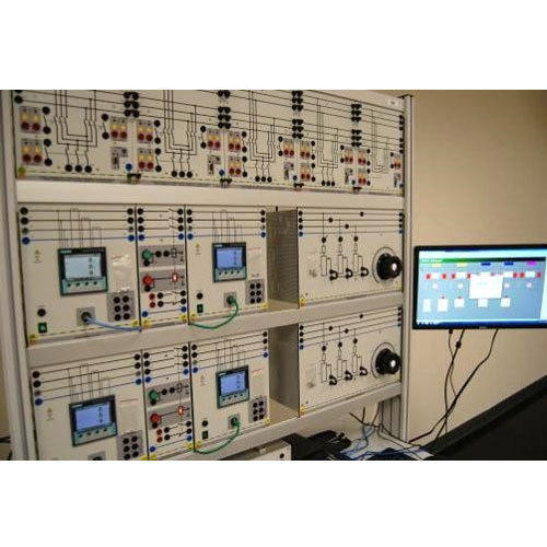 Electrical Engineering Division - Electrical Machine Laboratory