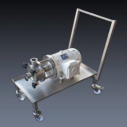 Inline Shear Mixer, Model Name/Number: EISM 100/75