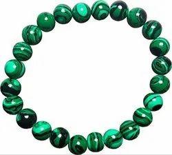 Malachite Bracelet Men and Women Bead