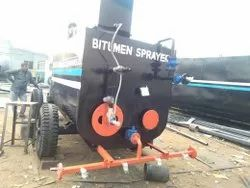 Tractor Mounted Bitumen Sprayer