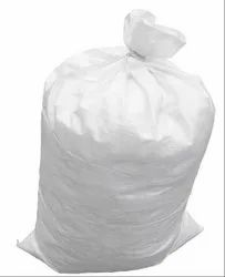 Polypropylene White PP Fabric Bags, For Packaging, Storage Capacity: 5-20 Kg