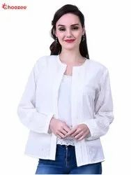 Glory Women Top with Shrug