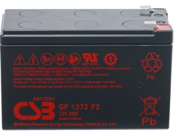 CSB Battery 12V 7.2Ah