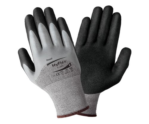 Ansell Versatouch Lightweight Nitrile Gauntlet Gloves Size 9 Large