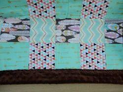 Multicolor Patch Quilt
