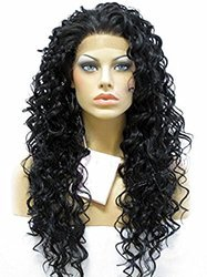Permanent Curly Hair wig