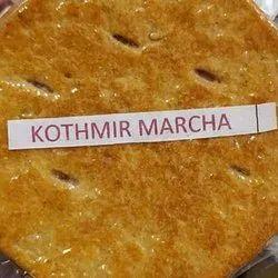 Tasty Kothmir Marcha Bhakri