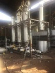 Automatic Multiple Effect Evaporator Plant
