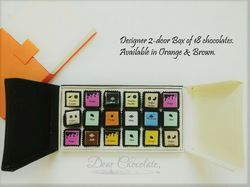 Flavored Gifting Chocolate