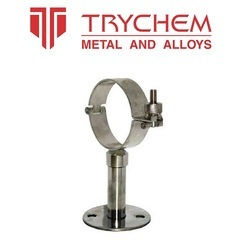 Stainless Steel Pipe Holding Clamp With Assembly